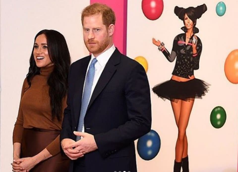 Meghan has considerable clout in the fashion world.