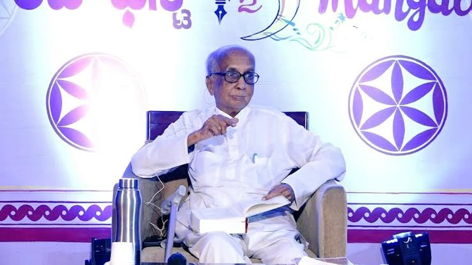 Murthy was recently hospitalised due to breathing problem and was affected by pneumonia.