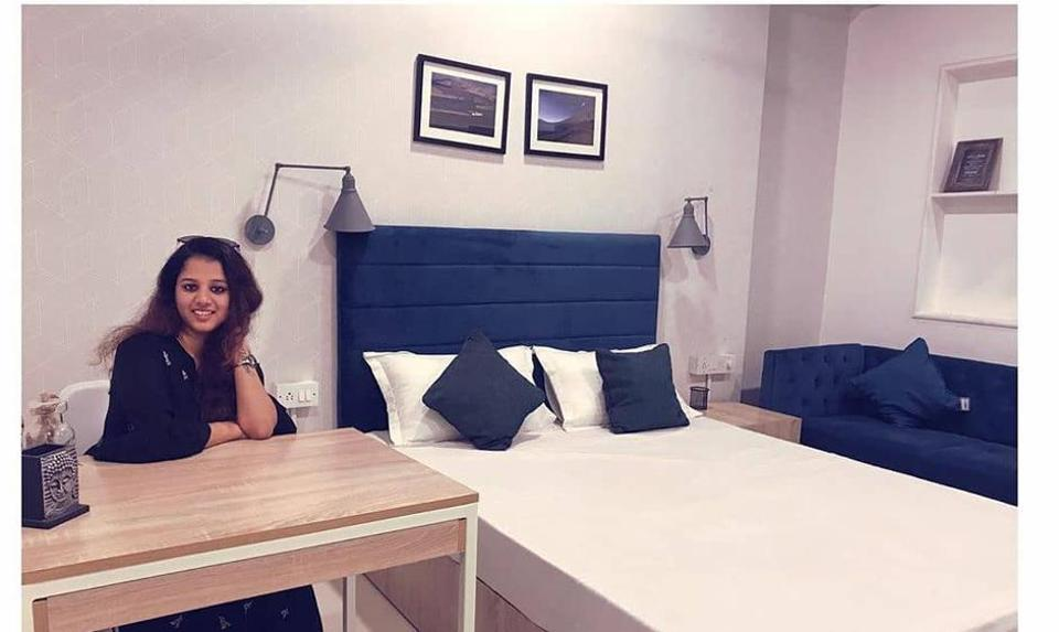 At 23,000 followers, blogger Neha Somvanshi can promote an apartment or an interior without making it look like a hard sell.