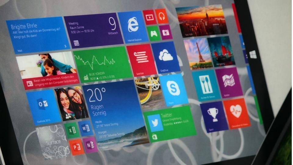It's about time everyone upgrades to Windows 10.
