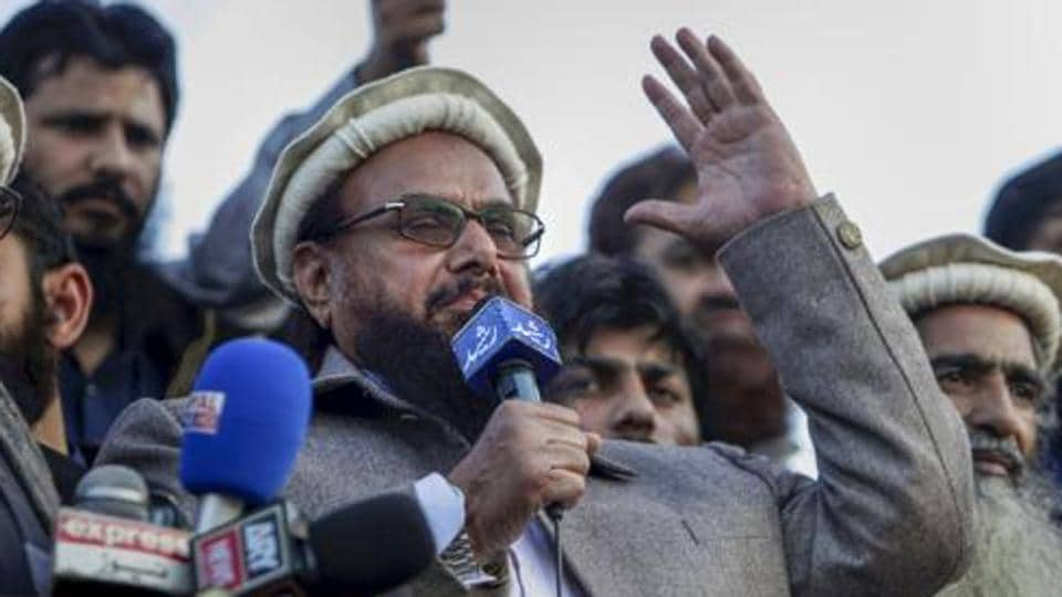 A questionnaire was handed over to Hafiz Saeed by a Pakistani anti-terrorism court on Friday which is hearing a terror financing case against the Mumbai terror attack mastermind and JuD chief.