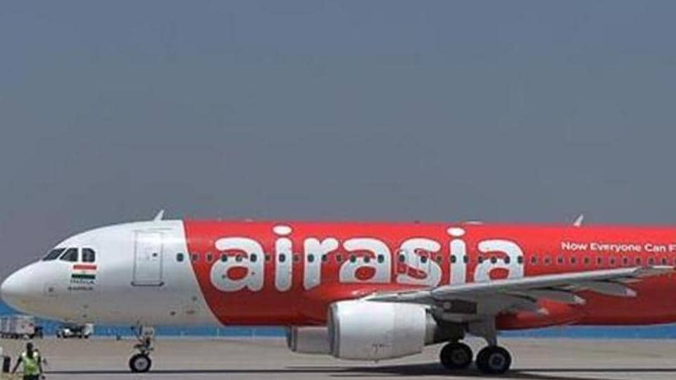An Air Asia pilot has been suspended for overshooting runway in November 2019