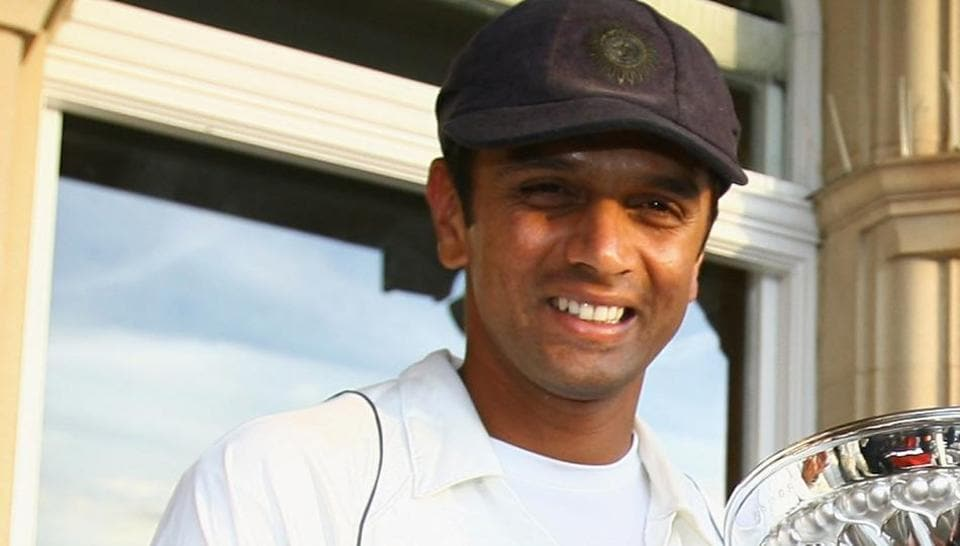 Rahul Dravid turns 47 on Saturday.