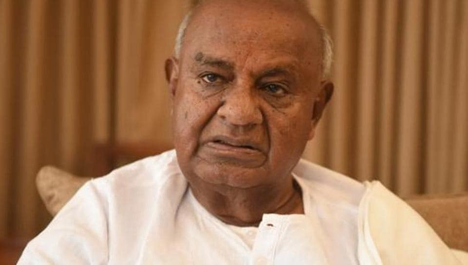 Deve Gowda left his traditional stronghold of Hassan — from where he was elected five times between 1991 and 2014 — to his grandson Prajwal Revanna in the Lok Sabha elections held last year.