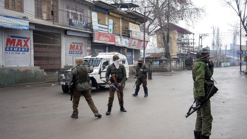 Those arrested also include Hizbul Mujahideen's second-in-command Naveed Babu who has been allegedly involved in the killings of civilians, including the non-local fruit traders and laborers in Kashmir.