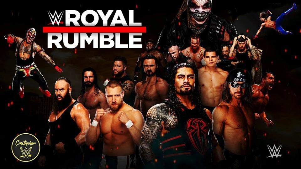 Who will come out on top at WWE Royal Rumble 2020?