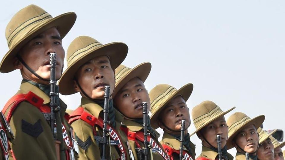Bravery awards such as unit credentials and Sena medals are distributed to deserving personnel on Army Day.