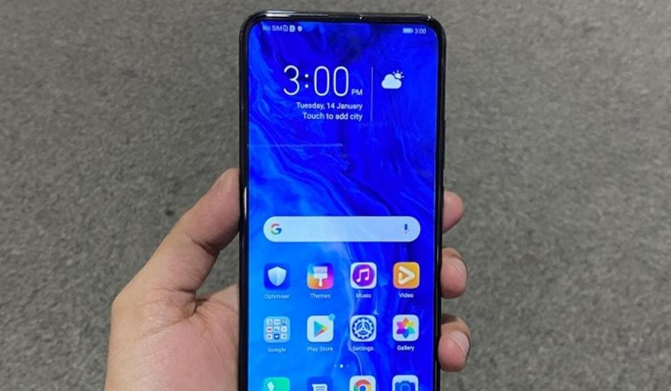 Honor 9X  is here