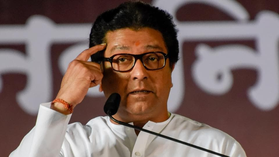 The MNS, formed by Thackeray in 2006, had won 13 Assembly seats in 2019 following its anti-north Indian agitation.
