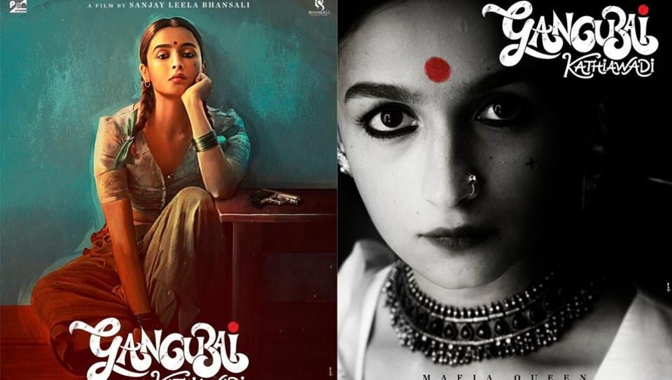 Gangubai Kathiawadi first look presents Alia Bhatt as the madam of Kamathipura.