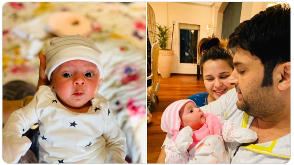 Kapil Sharma's daughter was born in December.