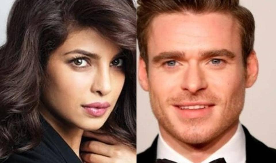 Richard Madden and Priyanka Chopra will team up for spy series Citadel.