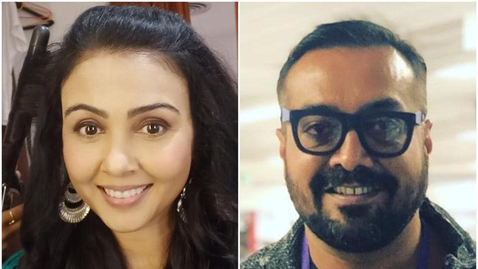 Suchitra Krishnamoorthi criticises Anurag Kashyap, says he attacks PM Modi as he can't digest own '...