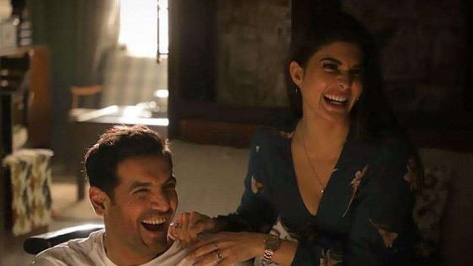 Attack: Jacqueline Fernandez confirms film with 'awesomest' John Abraham, four years after Dishoom....
