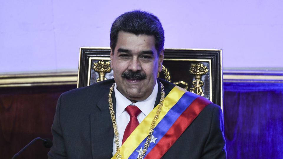 "President Nicolas Maduro on Tuesday decreed that airlines flying from Caracas must pay for fuel in Venezuela's ailing ""petro"" cryptocurrency, which he ordered to be more widely used in the cash-strapped South American country."