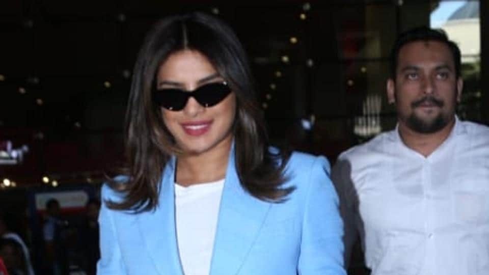 Priyanka Chopra revealed she usually postpones her plans of working out.