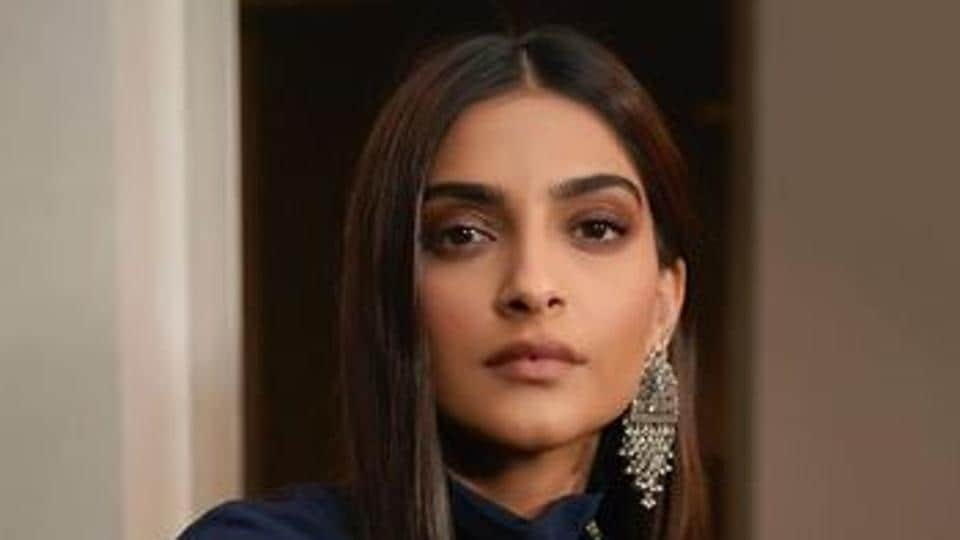 Sonam Kapoor spoke about a scary experience inLondon on Twitter.