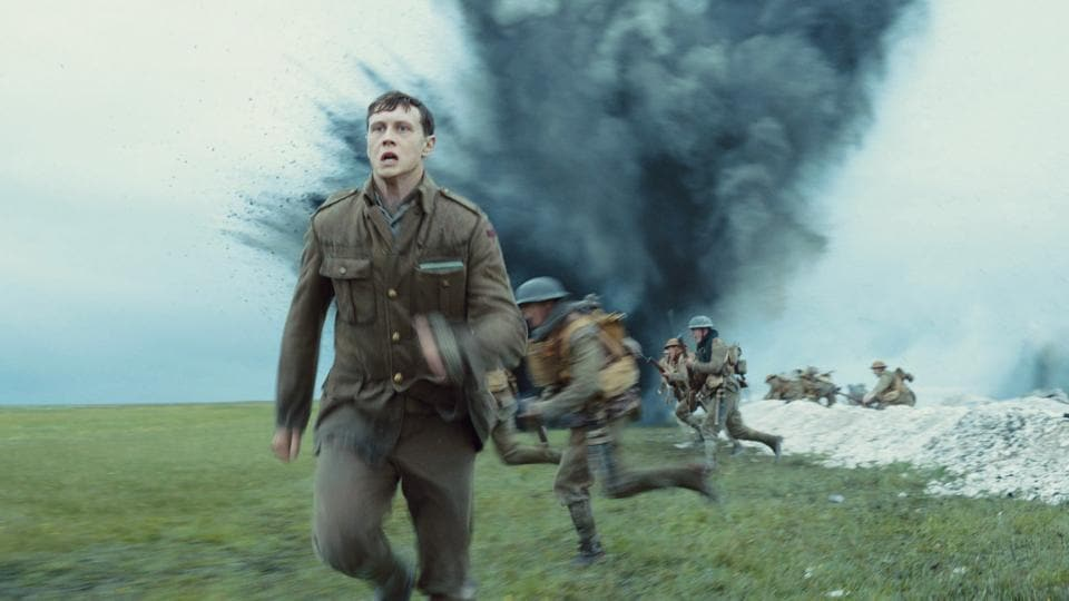 1917 movie review: Sam Mendes directs one of the best war movies of all time, will leave you stunned...