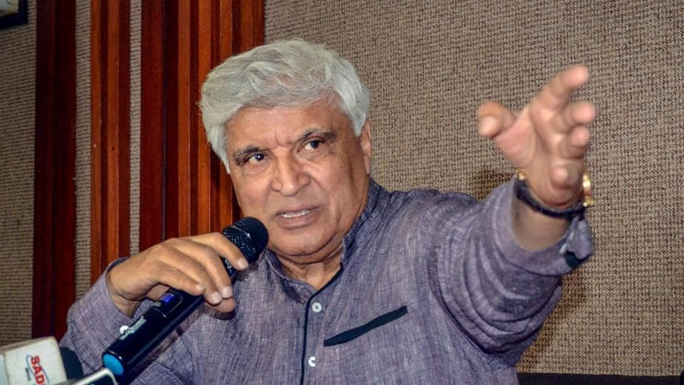 Javed Akhtar is raring to go even at the age of 75.