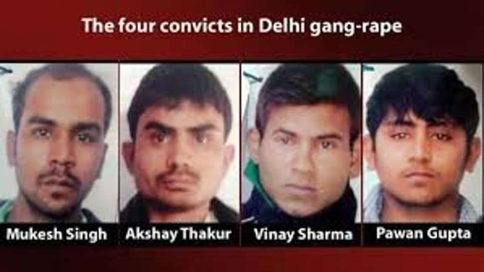 Convicts of December 16 gang rape case.