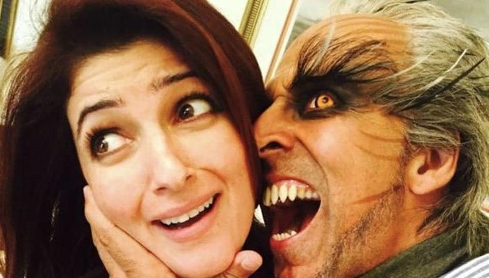 Akshay Kumar wishes Twinkle Khanna on 19th wedding anniversary, shares 'visual representation of what...