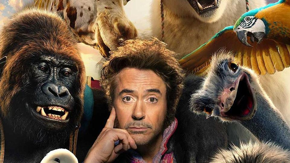 Dolittle movie review: Robert Downey puts on a weird Welsh accent to talk to his animals in the film.