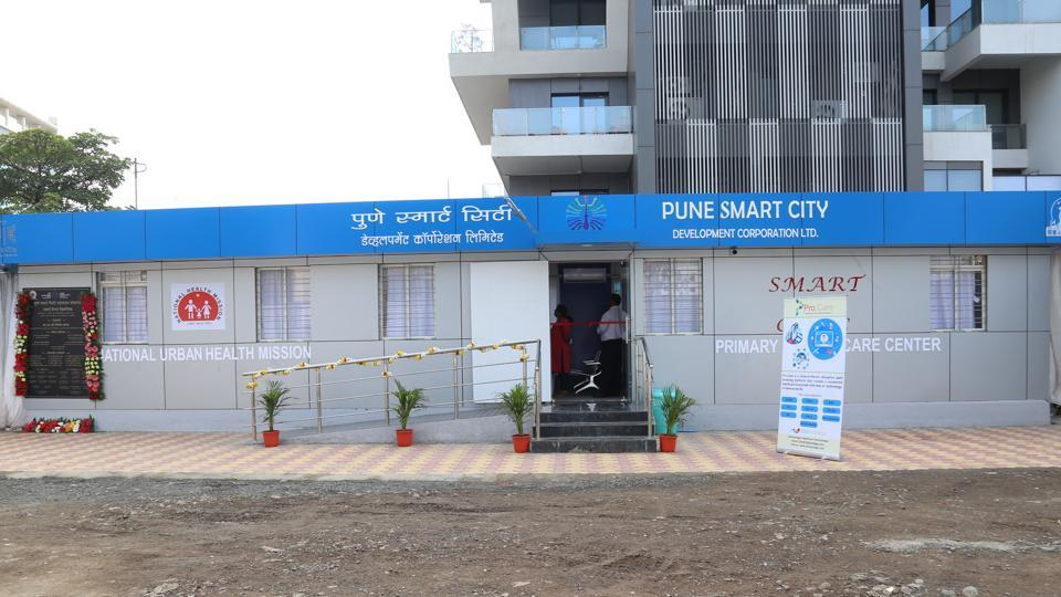 Pune Smart City has won India Smart Cities Award 2019 for the Smart City clinic initiative undertaken at Baner.