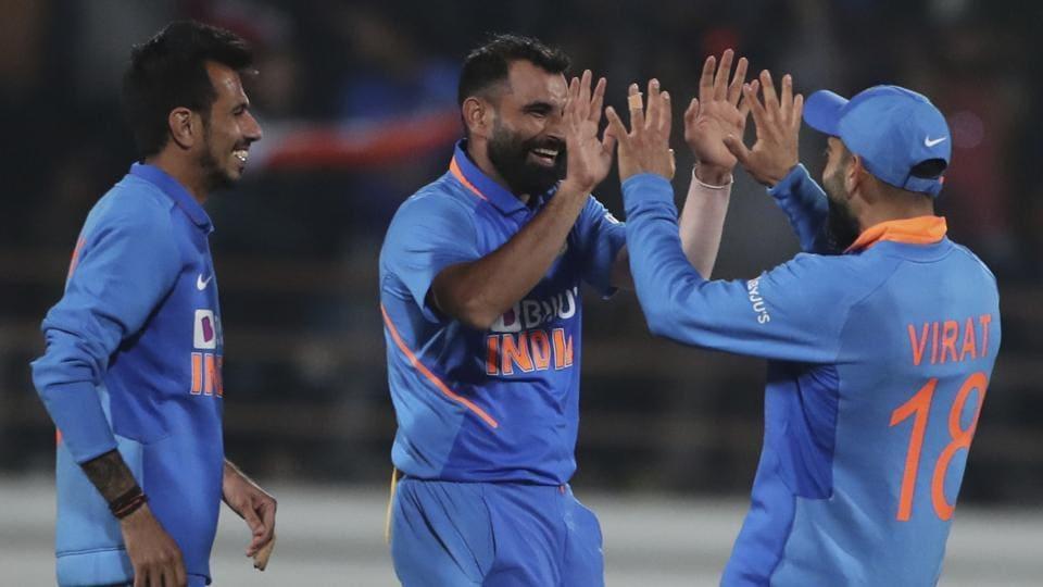 India vs Australia Highlights.