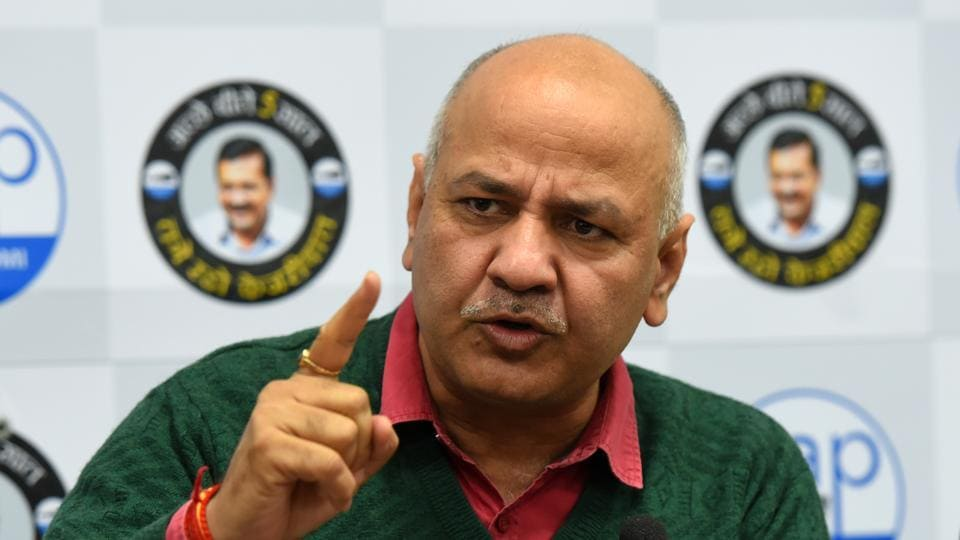 Give us police, we will hang Dec 16 convicts in two days: Sisodia tells BJP - assembly elections - Hindustan Times