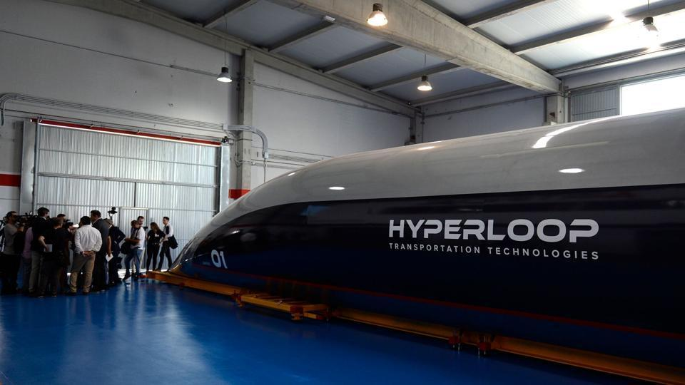 In first remarks on Hyperloop, Ajit Pawar hits pause on futuristic project - india news - Hindustan Times
