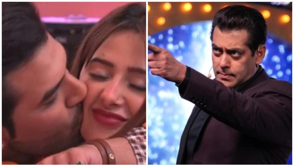 Salman Khan said that Paras Chhabra and Mahira Sharma's behaviour inside the Bigg Boss 13 house does not seem to be just friendship.