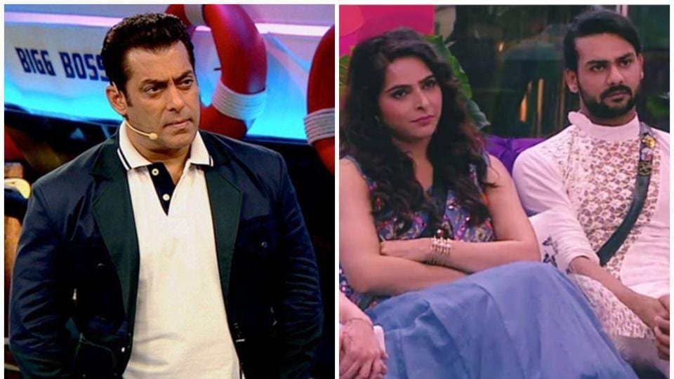Bigg Boss 13 Salman Khan Lashes Out At Vishal Aditya Singh