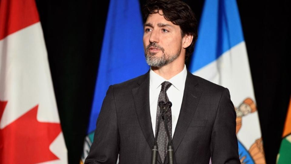 Canadian Prime Minister Justin Trudeau on Friday urged Iran to hand over black boxes from last week's downed airliner to France