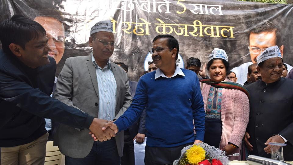 The Aam Aadmi Party (AAP) on Friday announced the next and final phase of the party's campaign ahead of the February 8 assembly polls in Delhi.