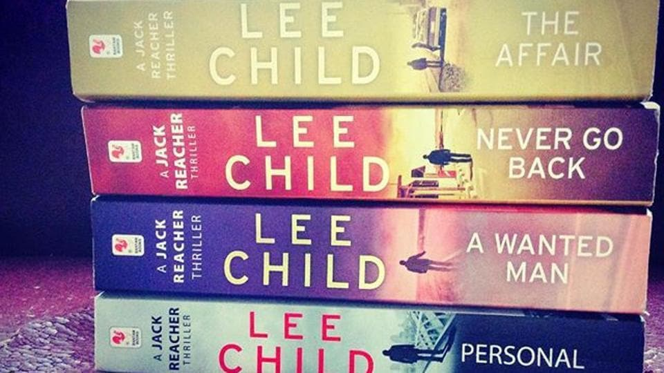 Jack Reacher author Lee Child to pass on writing duties to his author-brother Andrew Grant. Here's what...