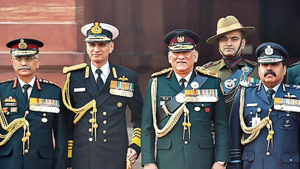 Chief of Defence Staff to oversee border disputes, deployments - india news - Hindustan Times
