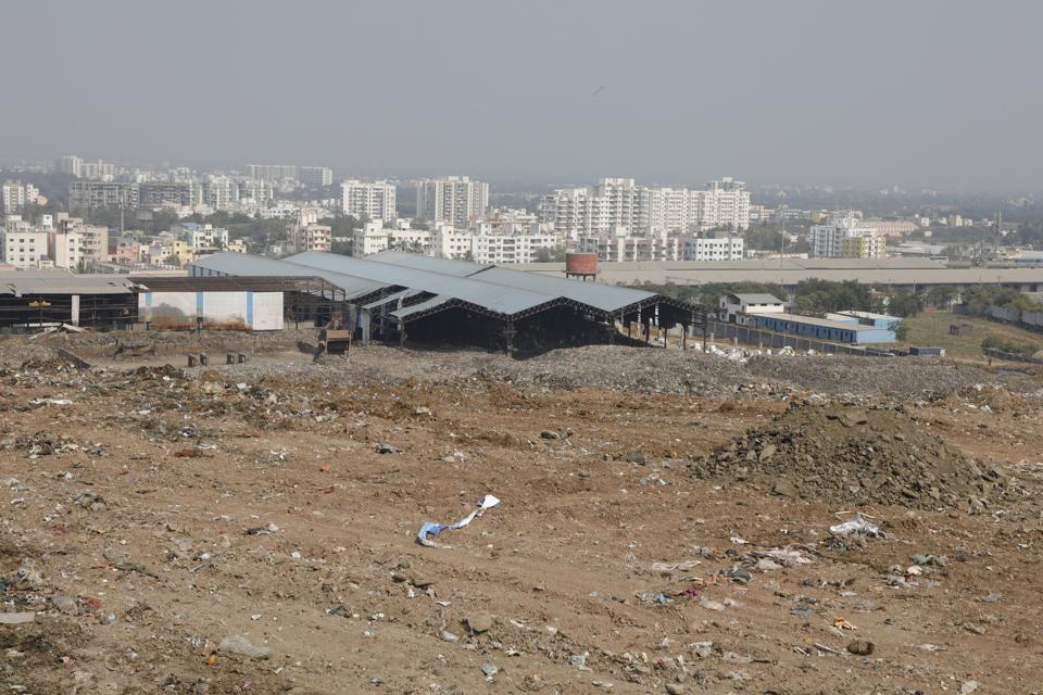 Uruli Devachi dumping ground