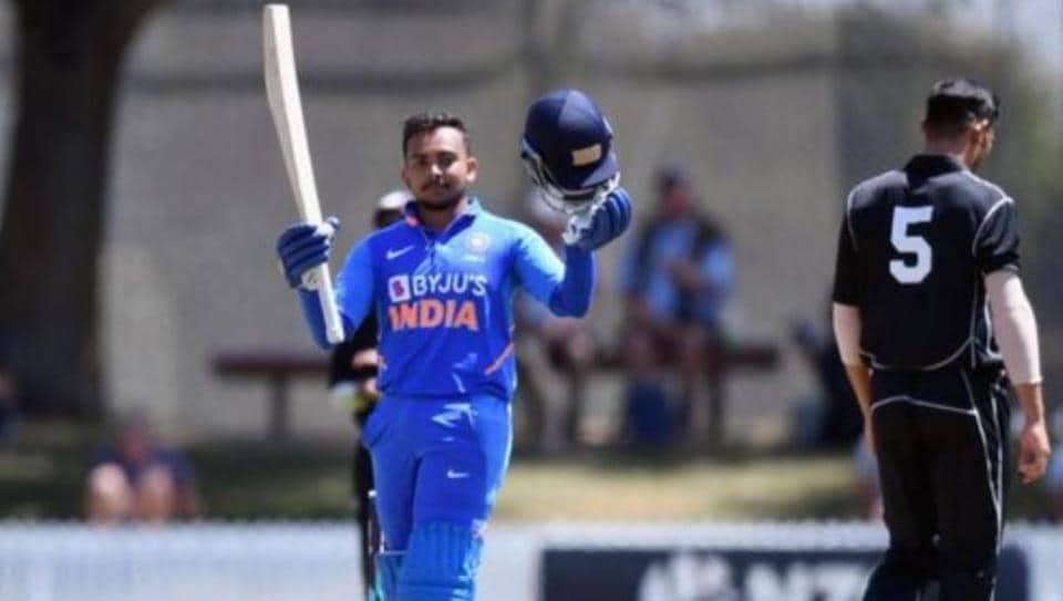 Prithvi Shaw announced his return against New Zealand XI