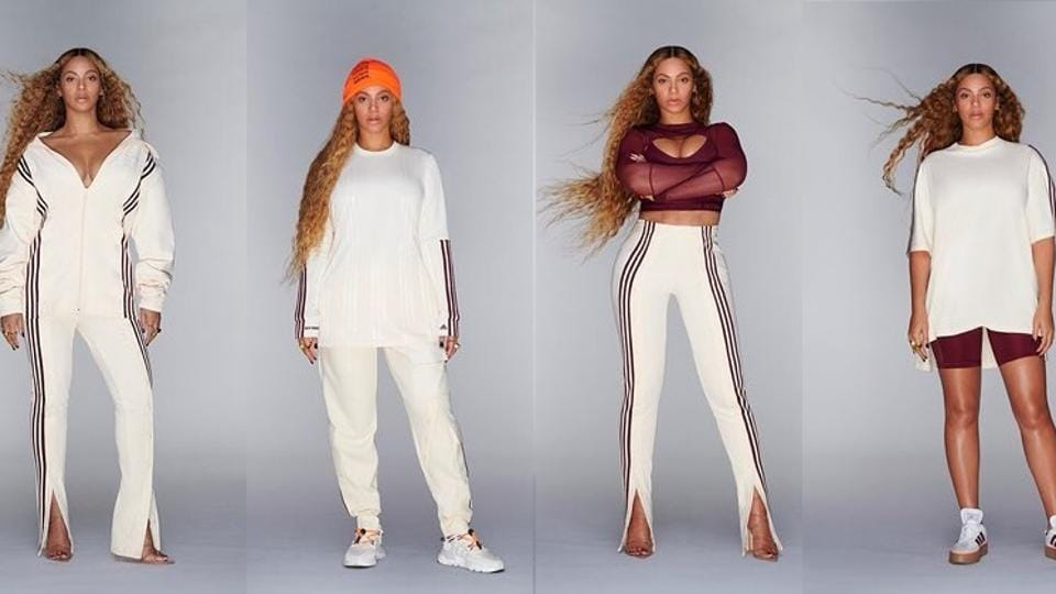 Beyonce drops lookbook for upcoming Adidas x Ivy Park collection.
