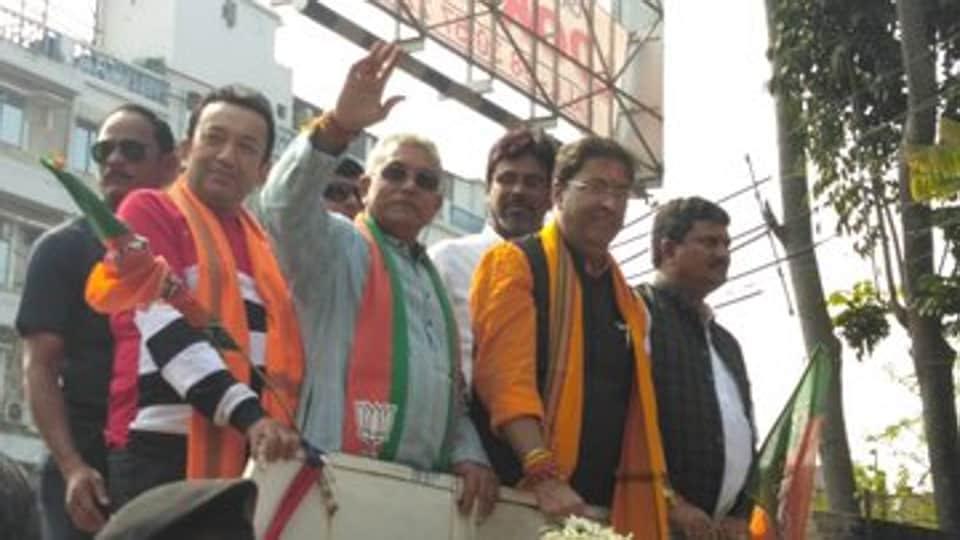 Dilip Ghosh, Bharatiya Janata Party president in West Bengal