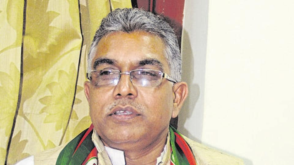 President of West Bengal, BJP Dilip Ghosh