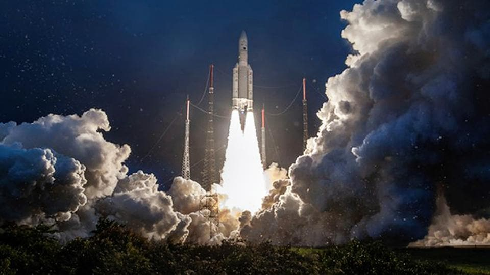 State-run Hindustan Aeronautics Ltd (HAL) supplied a rocket part (L-40 stage) to the Indian Space Research Organisation (ISRO) for launching satellites in the geo-stationary orbit onboard GSLV Mark-2, the aerospace major said on Friday.
