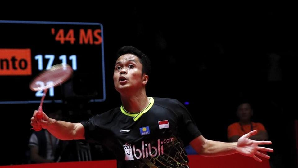 Hometown hero Ginting nabs Indonesia Masters with comeback win - other sports - Hindustan Times