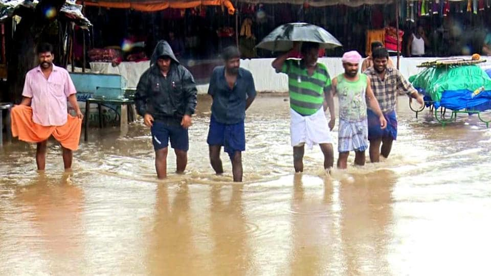 India has so far received 120% of the rainfall usually recorded till the third week of January.(ANI Photo)