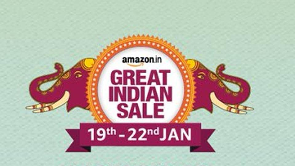 Amazon Great Indian Sale began on January 19.