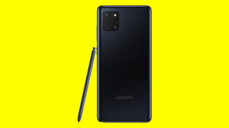 Samsung Galaxy Note 10 Lite comes to India