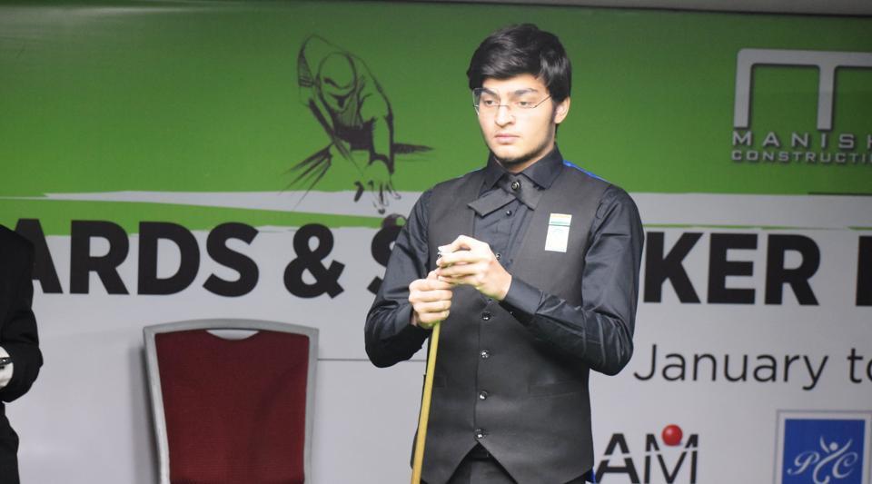 17-year-old Kreishh Gurbaxani had finished third in the sub-junior billiards earlier this week.