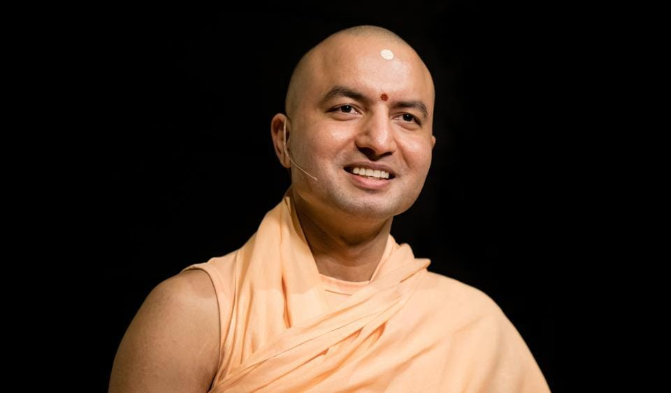 Om Swami is a mystic, siddha and bestselling author, who says practising kindness can help you achieve that sublime feeling called bliss. He gave up his million-dollar business (and his Porsche), to meet the goddess.