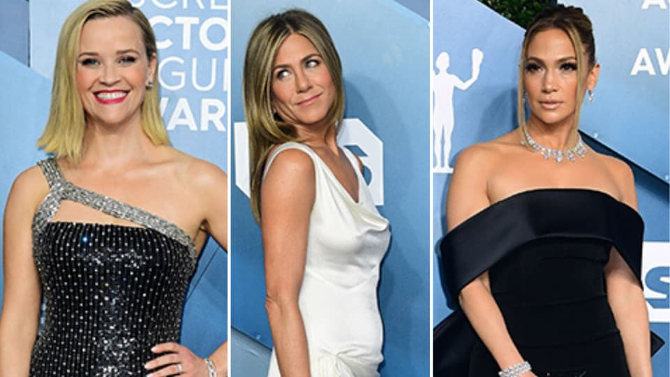 Celebrities including the likes of Scarlett Johansson, Jennifer Lopez, Sophie Turner, Phoebe Waller-Bridge, Reese Witherspoon, Jennifer Aniston, were in attendance at the awards, and many were dressed to impress
