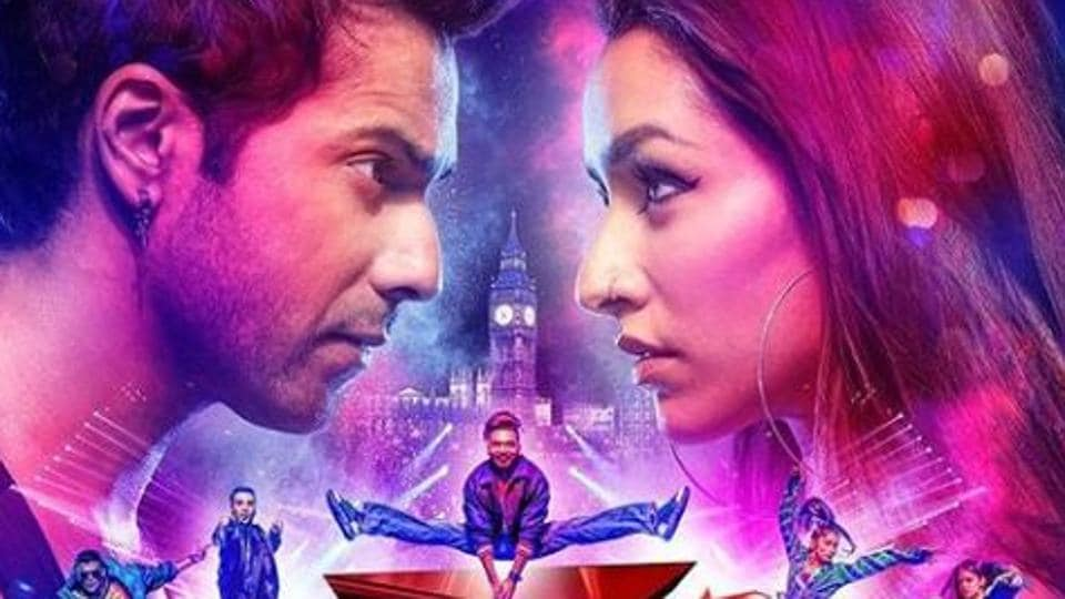 Street Dancer 3D stars Varun Dhawan and Shraddha Kapoor in lead roles.